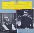 【独最初期盤/赤ステレオ】 リヒテル&カラヤンのチャイコフスキー/ピアノ協奏曲第1番 独DGG 3044 LP レコード