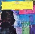 【特価・独最初期盤/赤ステレオ】 ベームのモーツァルト/交響曲第35番「ハフナー」、32番、38番「プラハ」 独DGG 3044 LP レコード