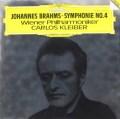 クライバーのブラームス/交響曲第4番 独DGG 3044 LP レコード
