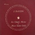 ギレスベルガーのハイドン/「聖チェチーリアのミサ」ほか 仏LES DISCOPHILES FRANCAIS 3044 LP レコード