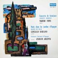 イエペス&アルヘンタのロドリーゴ/アランフェス協奏曲ほか 仏DECCA 3044 LP レコード