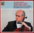 ロストロポーヴィチのドヴォルザーク/チェロ協奏曲ほか 独EMI 3044 LP レコード