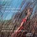 グリュミオーのメンデルスゾーン/ヴァイオリン協奏曲&ハスキルのシューマン/ピアノ協奏曲 独PHILIPS 3044 LP レコード