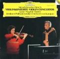ムター&カラヤンのメンデルスゾーン&ブルッフ/ヴァイオリン協奏曲 独DGG 3045 LP レコード