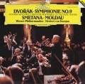 カラヤンのドヴォルザーク/交響曲第9番「新世界より」ほか 蘭DGG 3045 LP レコード