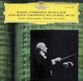フルトヴェングラーのハイドン/交響曲第88番「V字」ほか 独DGG 3045 LP レコード