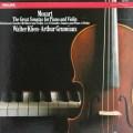 グリュミオー&クリーンのモーツァルト/ヴァイオリン・ソナタ集 蘭PHILIPS 3045 LP レコード