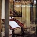 グリュミオー&ラクロワのシューベルト/二重奏曲ほか  蘭PHILIPS  3045 LP レコード