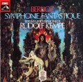 ケンペのベルリオーズ/幻想交響曲 独EMI 3045 LP レコード