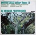 クナッパーツブッシュのワーグナー/作品集 第1集 独GLORIA 3045 LP レコード