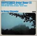 クナッパーツブッシュのワーグナー/作品集 第2集 独GLORIA 3045 LP レコード