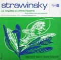 ブーレーズのストラヴィンスキー/「春の祭典」  仏CH 3045 LP レコード