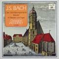 ジャコテのJ. S.バッハ/平均律クラヴィーア曲集より10の前奏曲とフーガ   独CH 3045 LP レコード