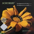 イタリア四重奏団のシューベルト/弦楽四重奏曲第13番「ロザムンデ」ほか 英CH 3045 LP レコード