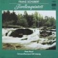 ズスケ&レーゼルのシューベルト/ピアノ五重奏曲「鱒」ほか 独ETERNA 3045 LP レコード