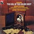 【未開封】ニルソン&マタチッチのプッチーニ/「西部の娘」 英EMI   3045 LP レコード