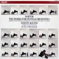 【未開封】コチシュ& I. フィッシャーのバルトーク/ピアノ協奏曲全集 蘭PHILIPS 3045 LP レコード