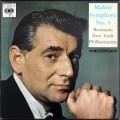 バーンスタインのマーラー/交響曲第7番  英CBS  3045 LP レコード