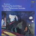 【オリジナル盤】 ベームのブルックナー/交響曲第3番 英DECCA 3046 LP レコード