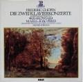 【未開封】 ピレシュ&A.ジョルダンのショパン/ピアノ協奏曲第1&2番 独ERATO 3046 LP レコード