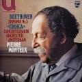 モントゥーのベートーヴェン/交響曲第3番「英雄」 蘭PHILIPS 3046 LP レコード