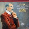 プレヴィンのエルガー/エニグマ変奏曲&威風堂々 蘭PHILIPS 3046 LP レコード