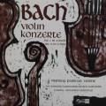 パリキアン&クランハルスのバッハ/ヴァイオリン協奏曲第1&2番 独Concert Hall 3046 LP レコード