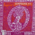クリップスのブラームス/交響曲第1番 独Concert Hall 3046 LP レコード
