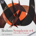 シューリヒトのブラームス/交響曲第4番ほか 独?Concert Hall 3046 LP レコード
