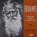 ケル&ファイン・アーツ四重奏団のブラームス/クラリネット五重奏曲 独Concert Hall 3046 LP レコード