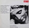 ゲヴァントハウス四重奏団のベートーヴェン/弦楽四重奏曲第3&4番 独ETERNA 3046 LP レコード