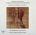 ニーフェネッガー&アルベルトのズーターマイスター/チェロ協奏曲第1&2番 独Colosseum 3046 LP レコード