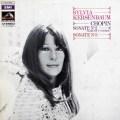 ケルセンバウムのショパン/ピアノソナタ第2番「葬送行進曲つき」&第3番 仏EMI 3046 LP レコード