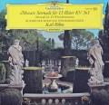 ベームのモーツァルト/セレナーデ第10番「グランパルティータ」 独DGG 3046 LP レコード