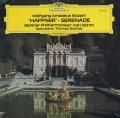 ベームのモーツァルト/セレナード第7番「ハフナー」 独DGG 3046 LP レコード