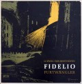 【ドイツ最初期盤】 フルトヴェングラーのベートーヴェン/「フィデリオ」全曲 独EMI 3046 LP レコード