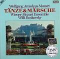 ボスコフスキーのモーツァルト/舞曲と行進曲集 独DECCA 3046 LP レコード