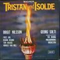ショルティのワーグナー/「トリスタンとイゾルデ」全曲 英DECCA 3046 LP レコード