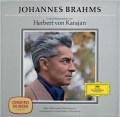 【ドイツ最初期盤】 カラヤンのブラームス/交響曲全集他 独DGG 3046 LP レコード