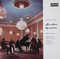 カーゾン&ウィーンオクテットらのシューベルト/ピアノ五重奏曲「鱒」  独DECCA 3047 LP レコード