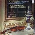 ヘブラー&シェリングのシューベルト/ヴァイオリンソナタ集  蘭PHILIPS 3047 LP レコード