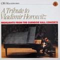【内袋未開封】 ホロヴィッツの「カーネギー・ホール・リサイタル」からのハイライト 英CBS 3047 LP レコード