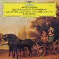ベームのハイドン/交響曲第91&92番「オックスフォード」    独DGG 3047 LP レコード