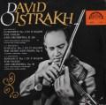 オイストラフのモーツァルト/ヴァイオリン協奏曲第3番ほか  チェコSUPRAPHON 3048 LP レコード