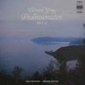 シュテッキヒト&モルビッツァのグリーグ/ヴァイオリンソナタ第1番〜3番 独ETERNA 3048 LP レコード