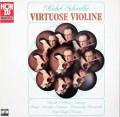 シュヴァルベの「ヴィルトゥオーゾ・ヴァイオリン」 独EMI 3048 LPレコード