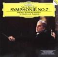 カラヤンのブルックナー/交響曲第7番 独DGG 3048 LP レコード