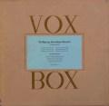 バルヒェット四重奏団のモーツァルト/弦楽五重奏曲全集  独Vox 3048 LP レコード