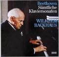 バックハウスのベートーヴェン/ピアノソナタ全集    独DECCA 3048 LP レコード