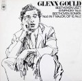 グールドのベートーヴェン(リスト編)/交響曲第5番「運命」ほか 英CBS 3101 LP レコード
